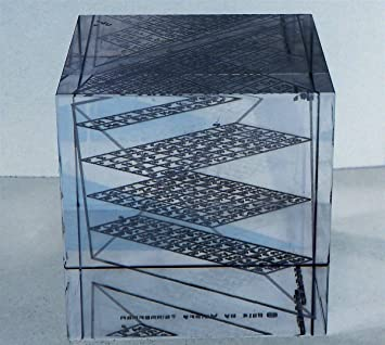 Periodic Table Of Elements Crystal Cube