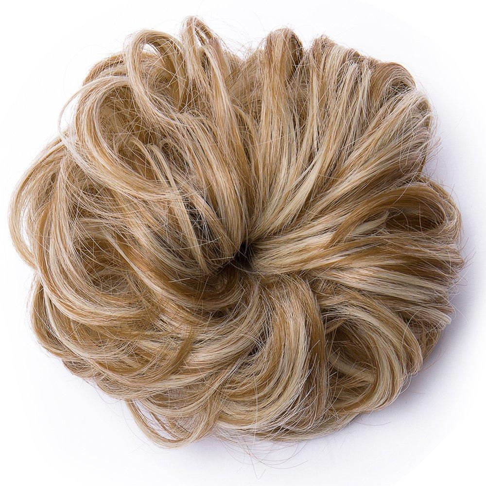 Extension capelli veri con elastico