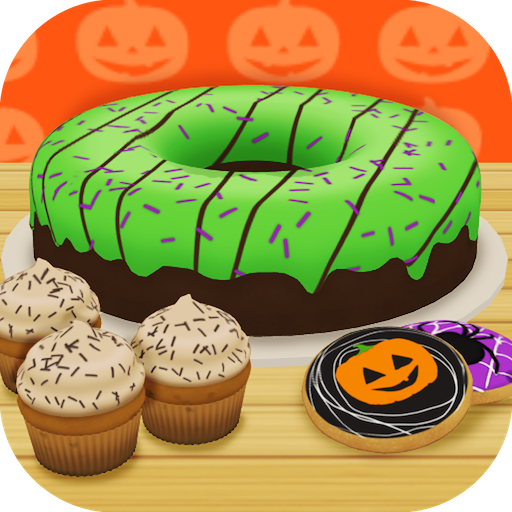 Baker Business 2: Cake Tycoon - Halloween Edition -