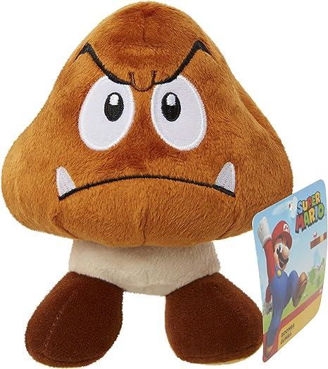 Todo para el streamer: Nintendo Goomba 15 cm Pluesch [Importación Alemana]