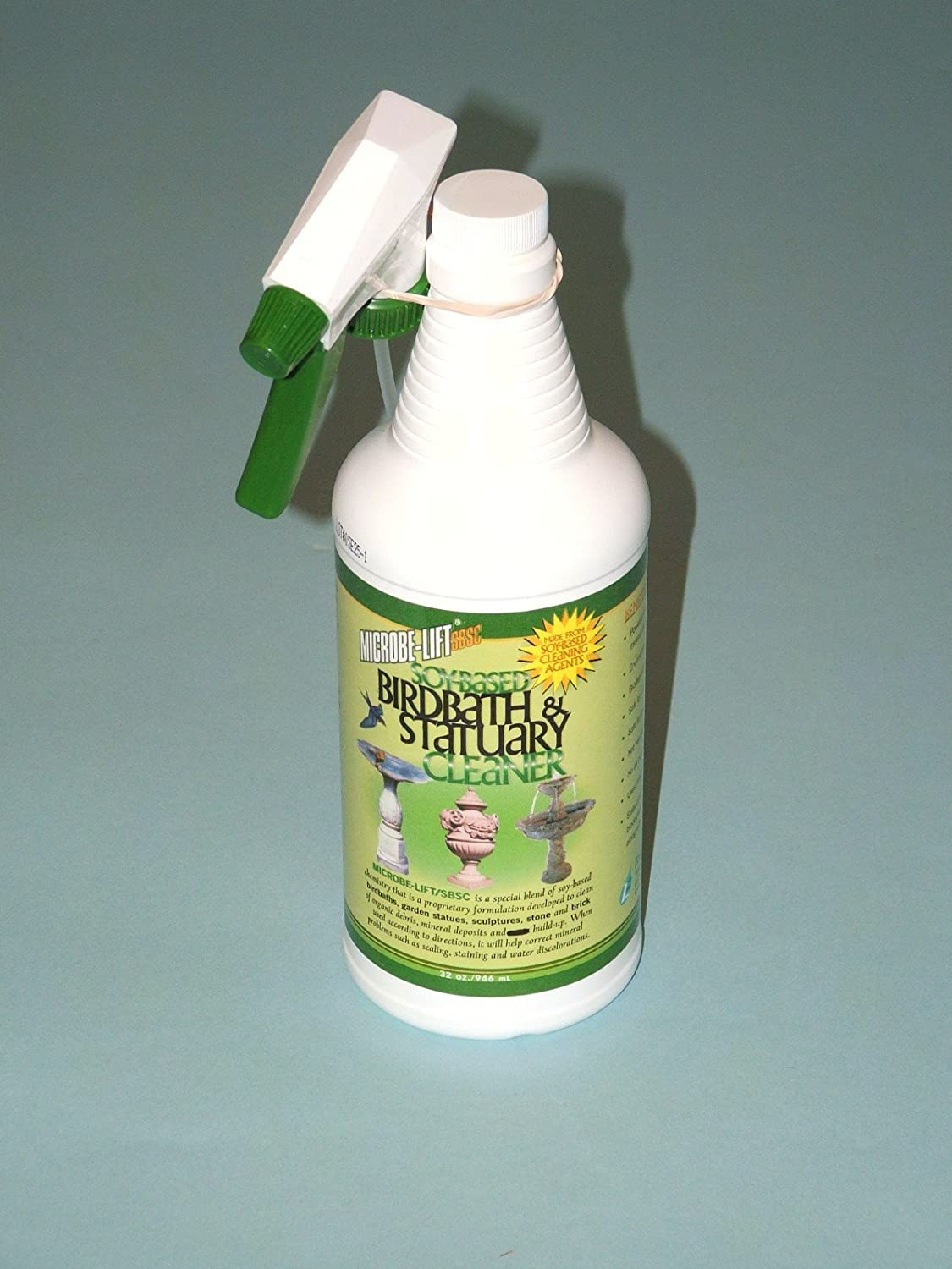 Ecological Laboratories 32 oz. Bird Bath and Statuary