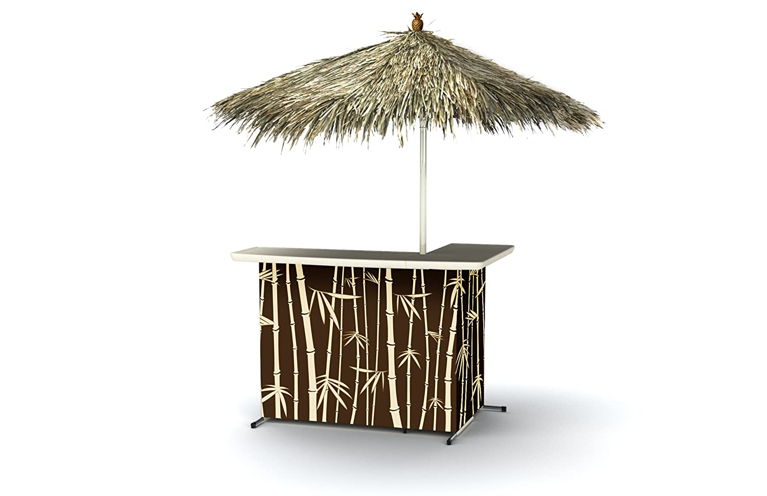 amazon com best of times patio bar and tailgating center