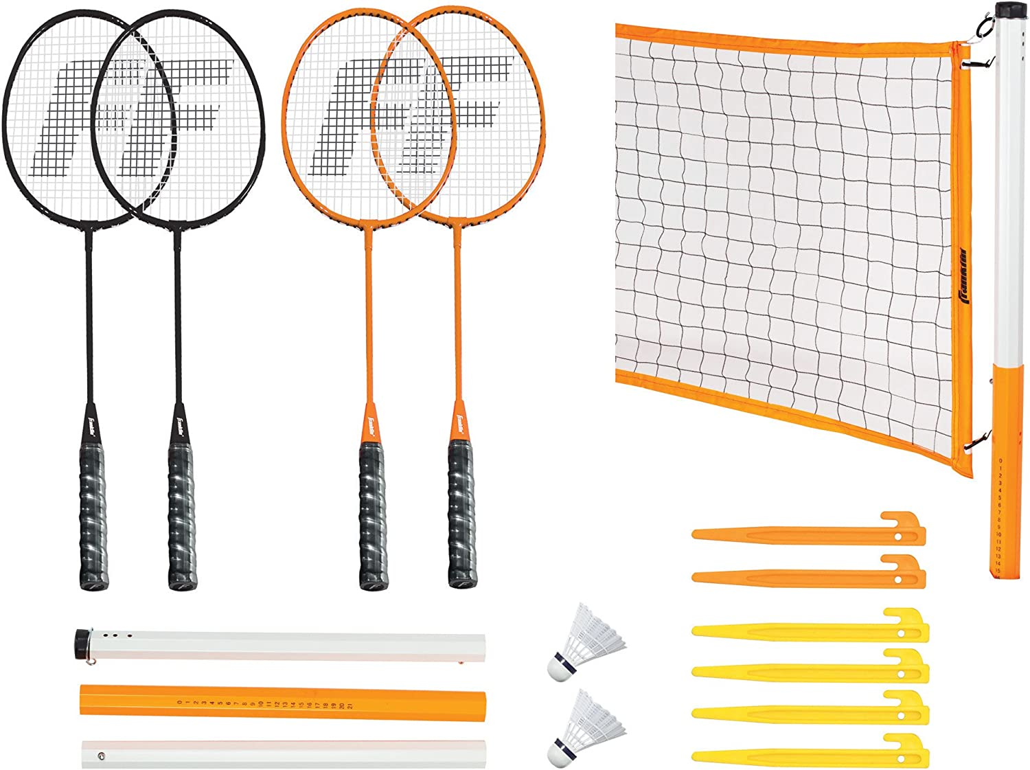Franklin Sports Classic Badminton Set : Sports & Outdoors