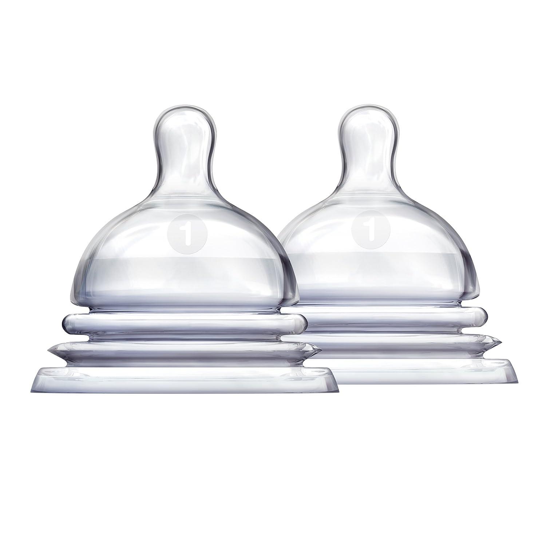 Top 8 Best Slow Flow Nipples For Baby Bottles Reviews in 2020 1