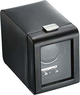 29e2c3bf2a2 WOLF 270002 Heritage Single Watch Winder with Cover