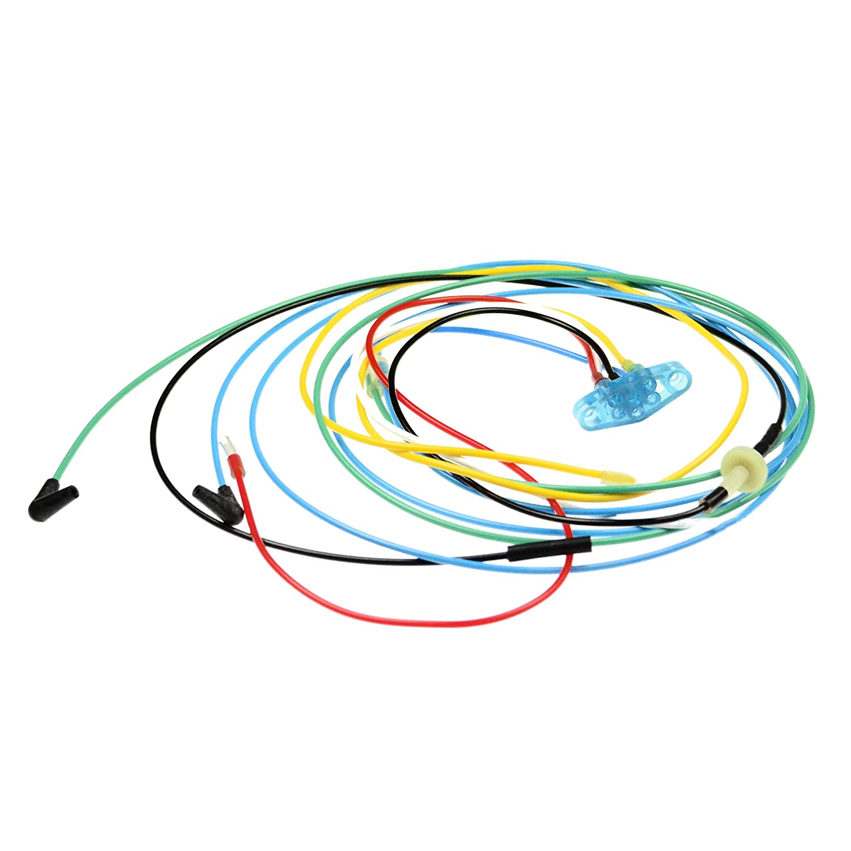 amazon com victory 036 0466 rv auto wiring harness for vacuum Bushtec Wiring Harness amazon com victory 036 0466 rv auto wiring harness for vacuum control plenum automotive