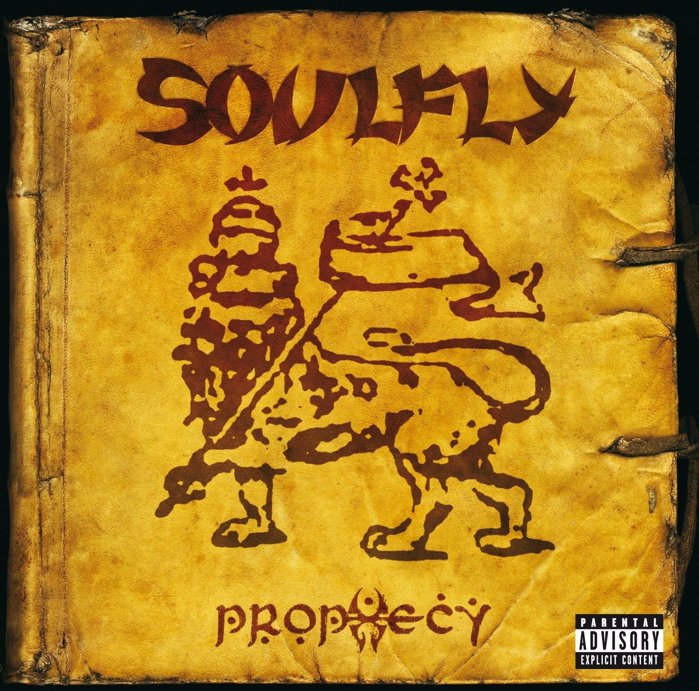 Resultado de imagen para soulfly prophecy