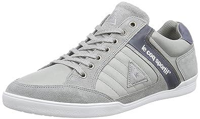 9ddc782c891 Le Coq Sportif Men's Alsace Low Low-Top Sneakers Grey Size: 9 UK ...