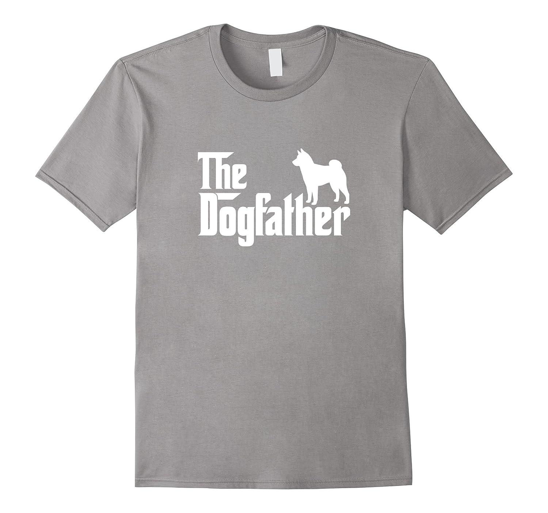 Shiba Inu DogFather T-Shirt-CD