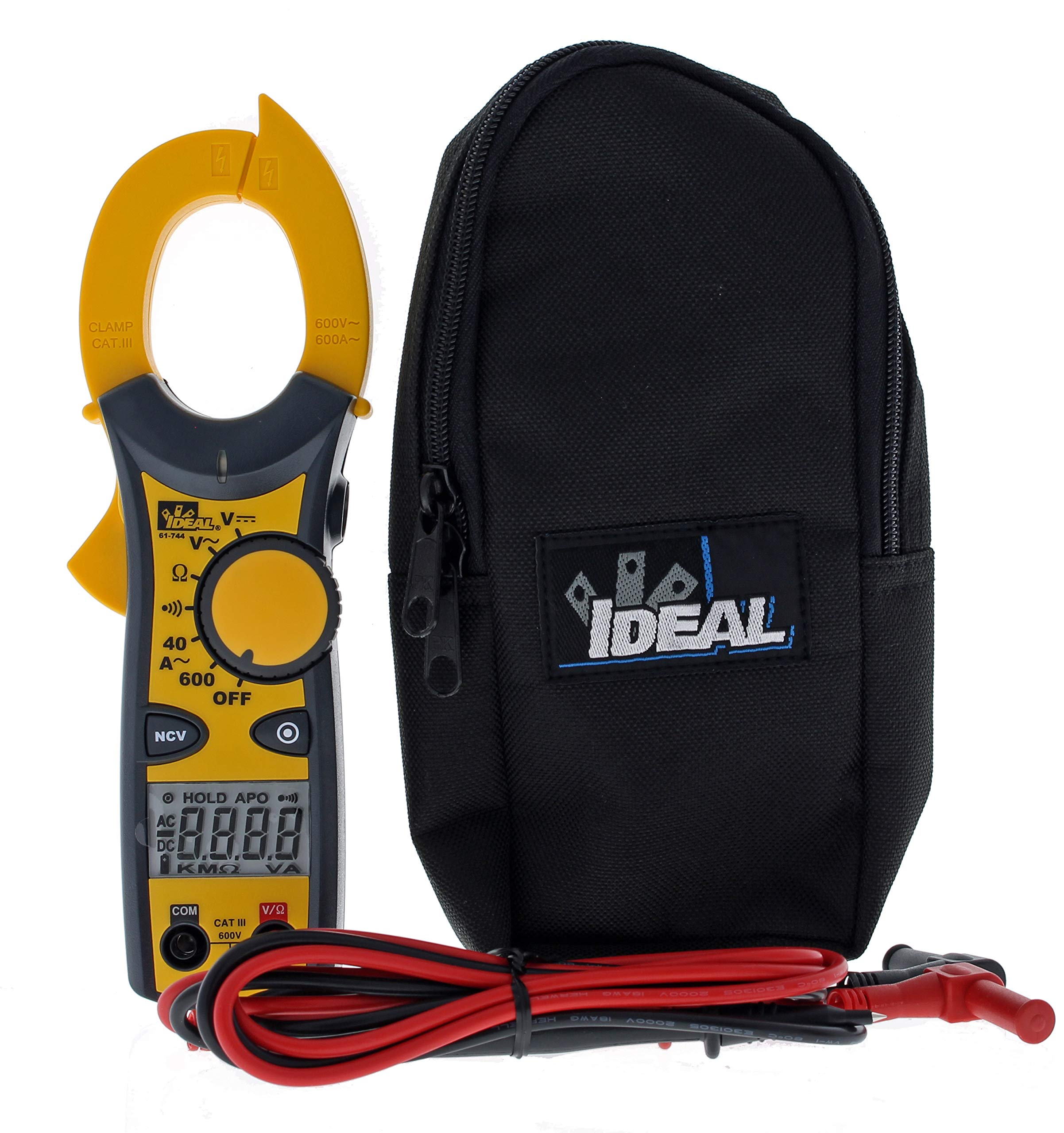 IDEAL INDUSTRIES INC. 61-744 Clamp Meter