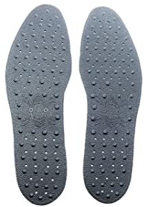 Magnetic Foot Insoles, Massaging Therapy Shoe Insert for Men and Women - US Shoe Sizes 5-11, Cut to Fit Sizing