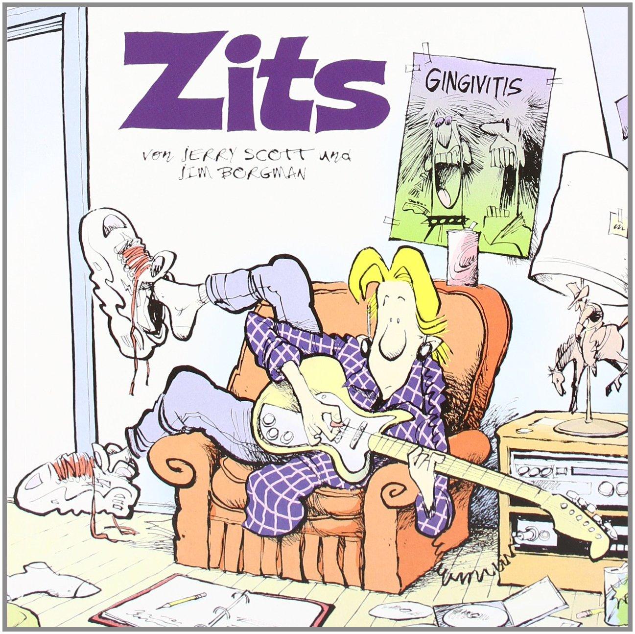 Zits 1 - Trau keinem über 20 Taschenbuch – 1. August 2003 Jerry Scott Jim Borgman Achterbahn 3899822234