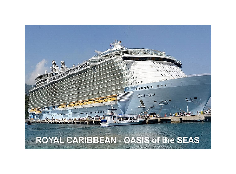 Cruise ship fridge magnet oasis of the seas royal caribbean cruise ship fridge magnet oasis of the seas royal caribbean amazon kitchen home xflitez Images