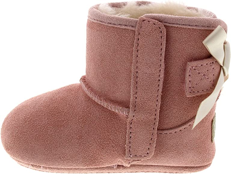 UGG Kids' Jesse Bow II Boot, Baby Pink