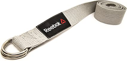 Amazon Com Reebok Premium Studio Yoga Kit Foam Studio Block Hanging Foam Studio Mat And 69 Yoga Strap Sports Outdoors