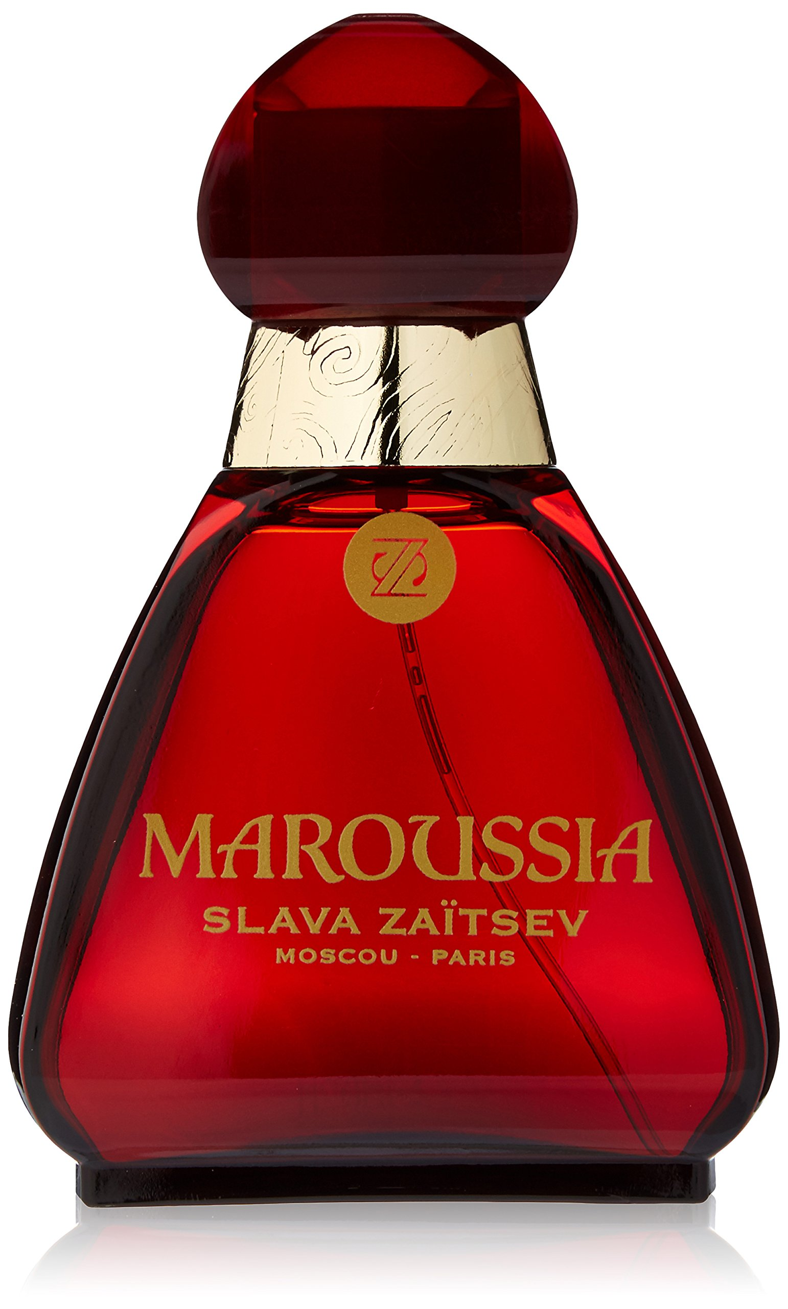 Slava Zaitsev Maroussia Eau De Toilette Spray for Women, 3.4 Ounce