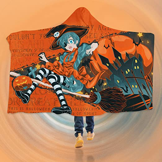Aj Wallpaper 3d Black Butler 2535 Manta Con Capucha