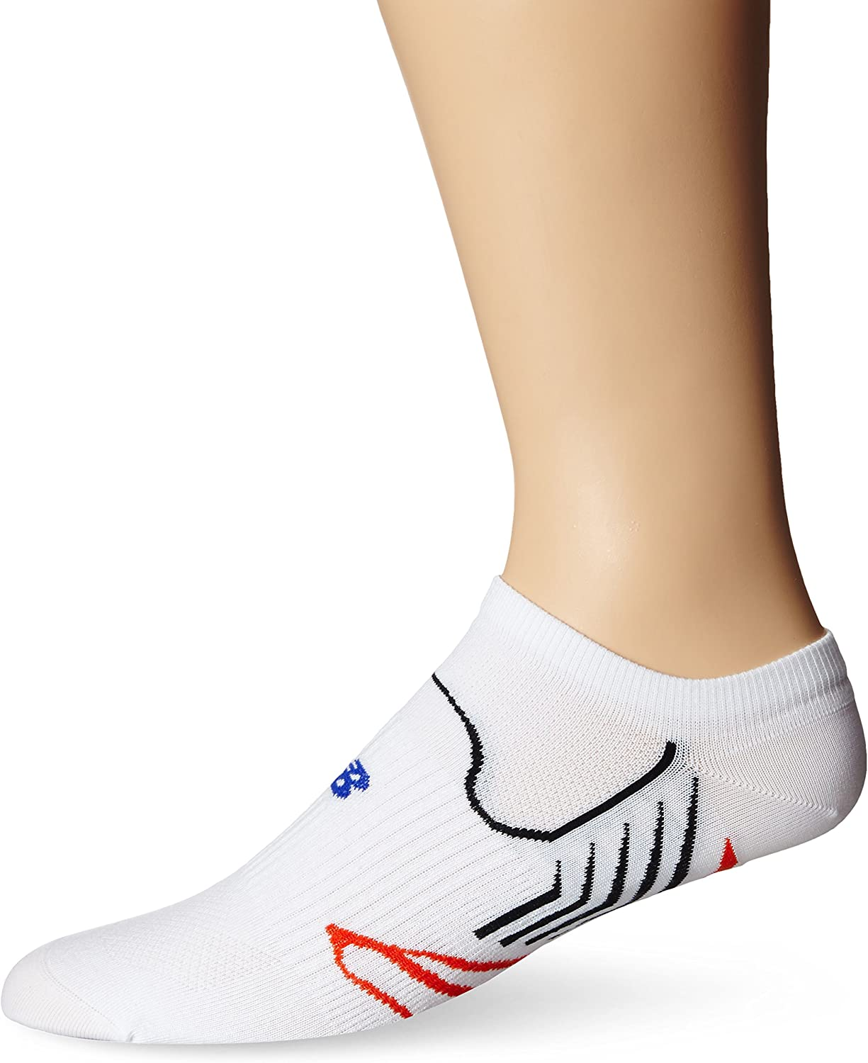 New Balance Unisex 1 Pack Technical Elite NBX Sprinter No Show Socks
