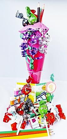 Gef/üllte Zuckert/üte Mitbringsel Geschenkt/üte 12cm Geschwistert/üte die schnelle Zuckert/üte
