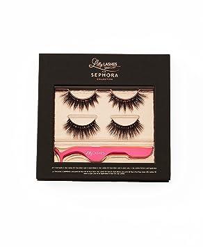 be7b8c221ae Lilly Lashes x Sephora Perfect Pair Lash Kit: Amazon.ca: Beauty