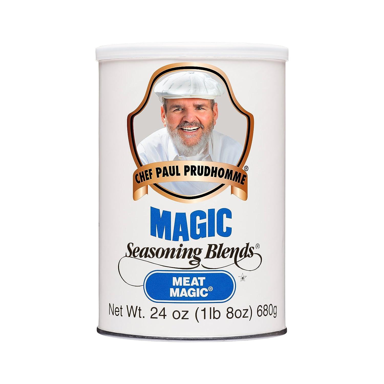 Chef Paul Meat Magic Seasoning, 24 ounces