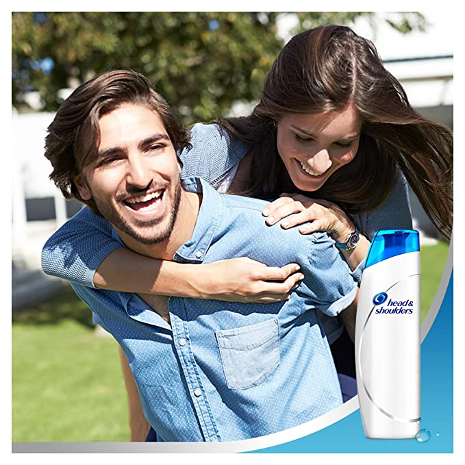 Head & shoulders Anticaída Champú antipelliculaire 300 ml ...