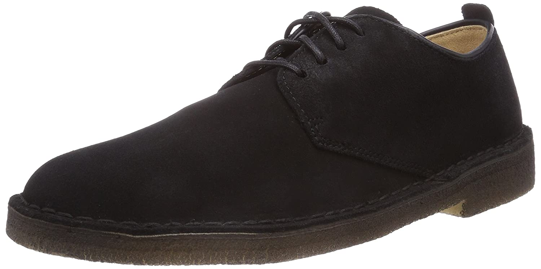 Schwarz(schwarz Sde) Clarks Originals London Herren Desert Stiefel