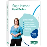 Sage Instant Payroll V12 Explore (PC)