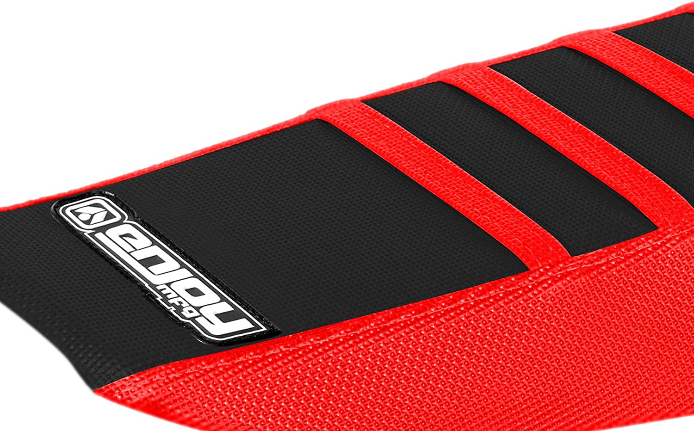 Enjoy MFG Ribbed Seat Cover for 2002-2008 Honda CR 125//250 Later Models TLD