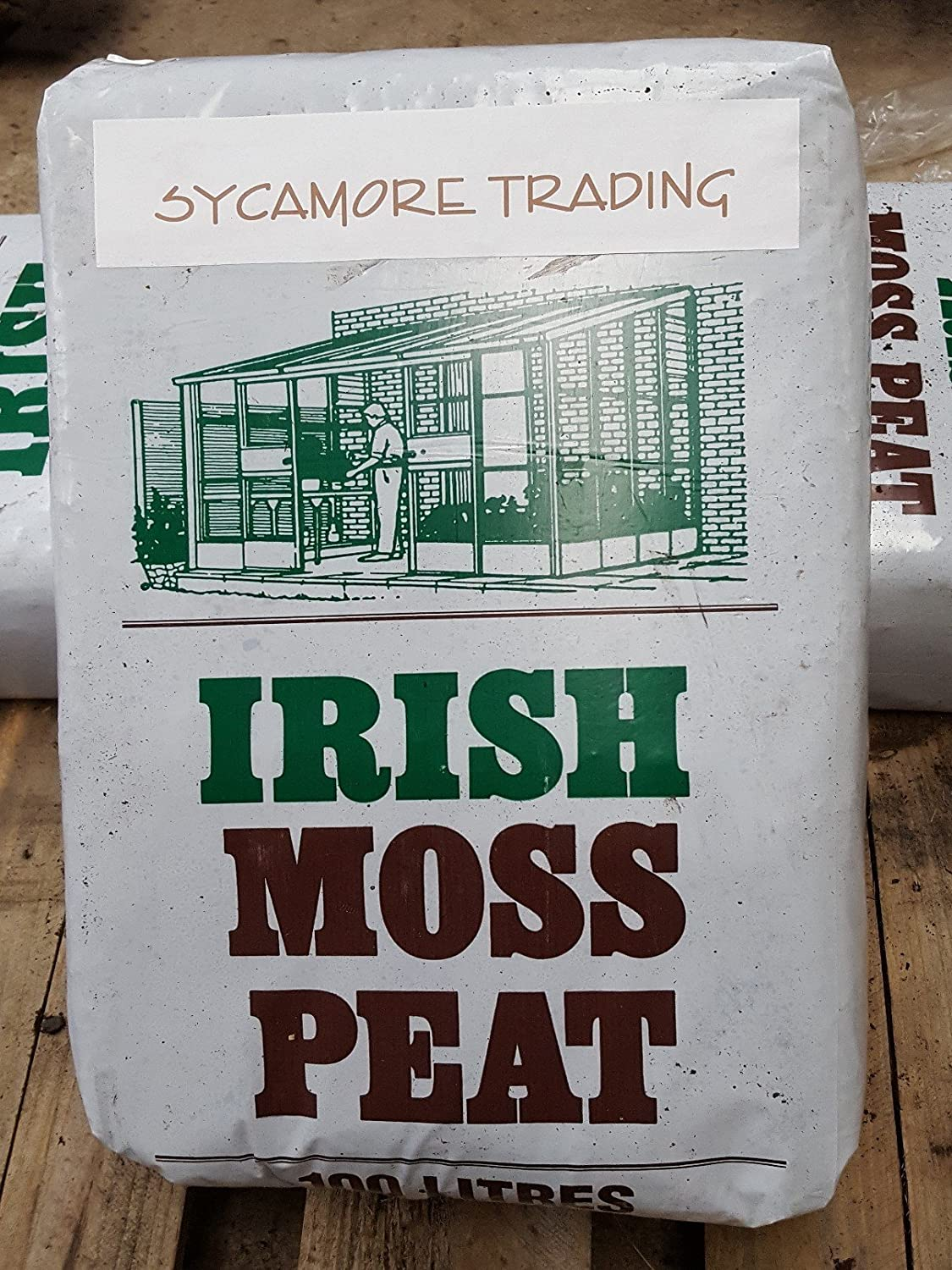 Sycamore Trading IRISCHES TORFMOOS x 100 litres