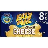 Kraft Easy Mac Classic Cheese Pasta, 560g