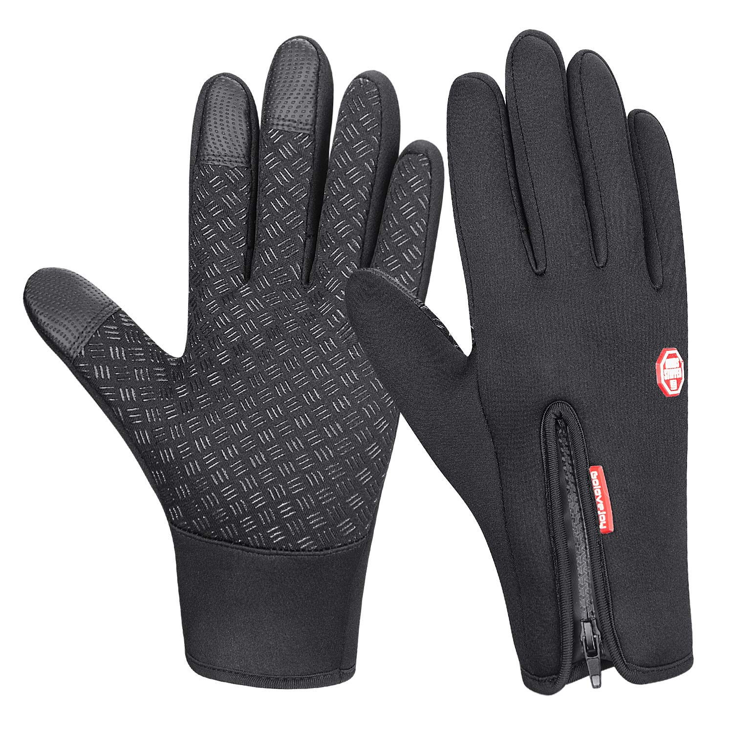 FengNiao Winter Gloves Touchscreen Windproof Thermal Gloves Men Women Cycling Running Climbing Skiing Driving Gloves