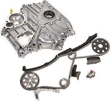 89-94 Mazda MPV B2600 2.6L SOHC Timing Chain Oil Pump Kit G6