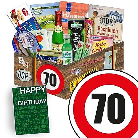 Spezialitaten Box Ostpaket L Geburtstag 70 Geschenkkorb Oma