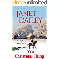 It's a Christmas Thing (The Christmas Tree Ranch Book 2) book cover