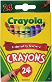 Crayola Crayons 24 Colors(Pack of 12)