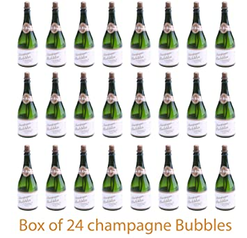 Amazon Charmed Wedding Bubble Wand Party Favors Box Of 24