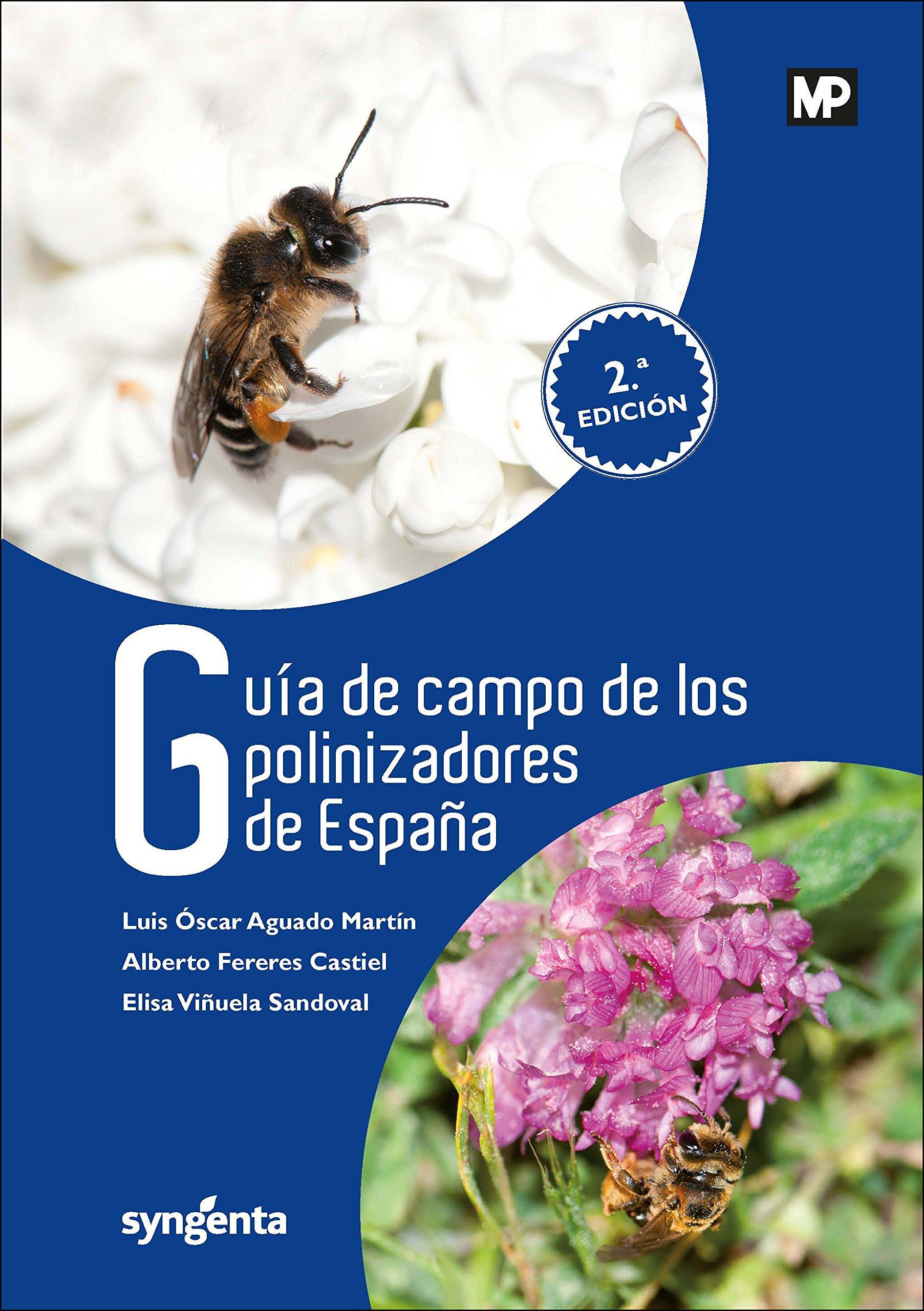 Guía de campo de los polinizadores de España ePub fb2 book