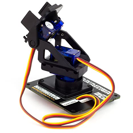 Image Unavailable. Image not available for. Color  Pimoroni Pan-Tilt HAT ... 3353258a4b6c