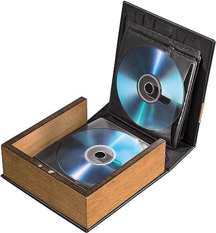 Hama Cd Ordner Für 28 Cds Dvds Computer Zubehör