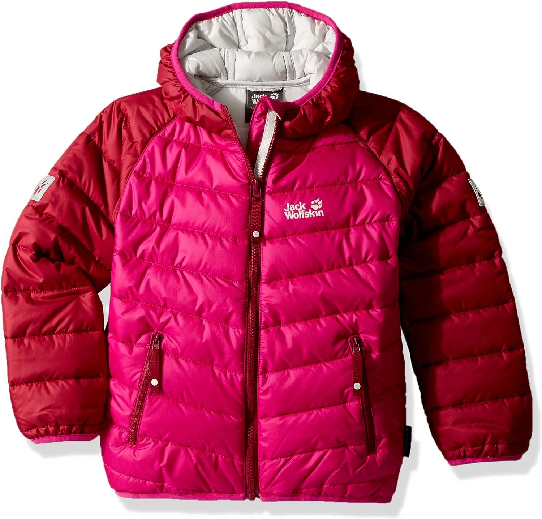 se puoi carbonio Frutteto  Jack Wolfskin bambini K Zenon Jacket giacca imbottita, Unisex bambini:  Amazon.it: Abbigliamento
