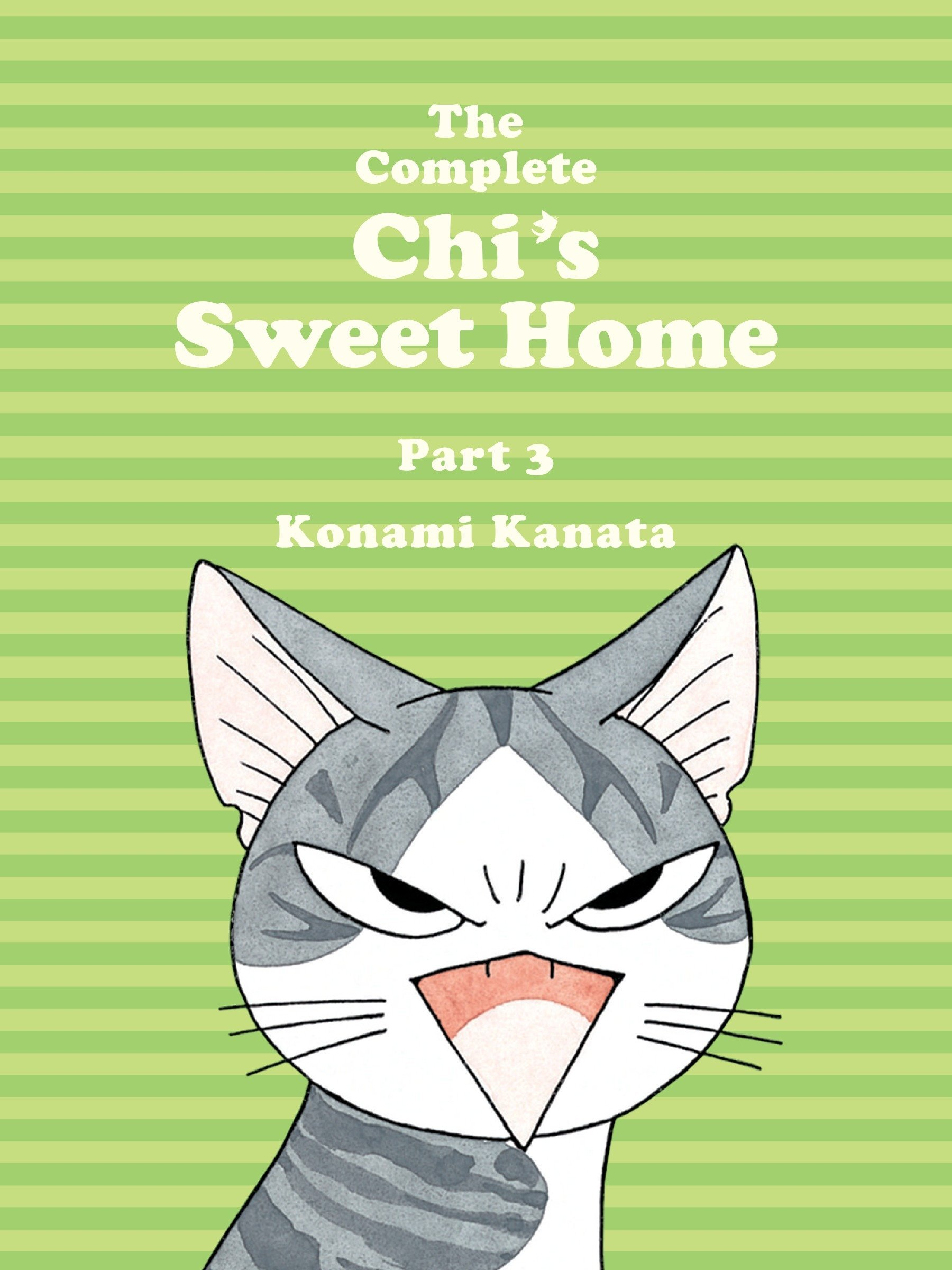 The Complete Chi's Sweet Home, 3 by Vertical Inc