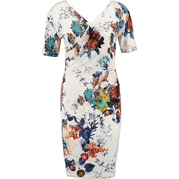 E instrucciones para hacer vestidos Company para mujer camiseta de fútbol para hombre de color blanco