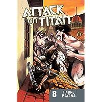 Attack on Titan: 8