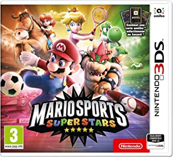 carte mario sport superstar