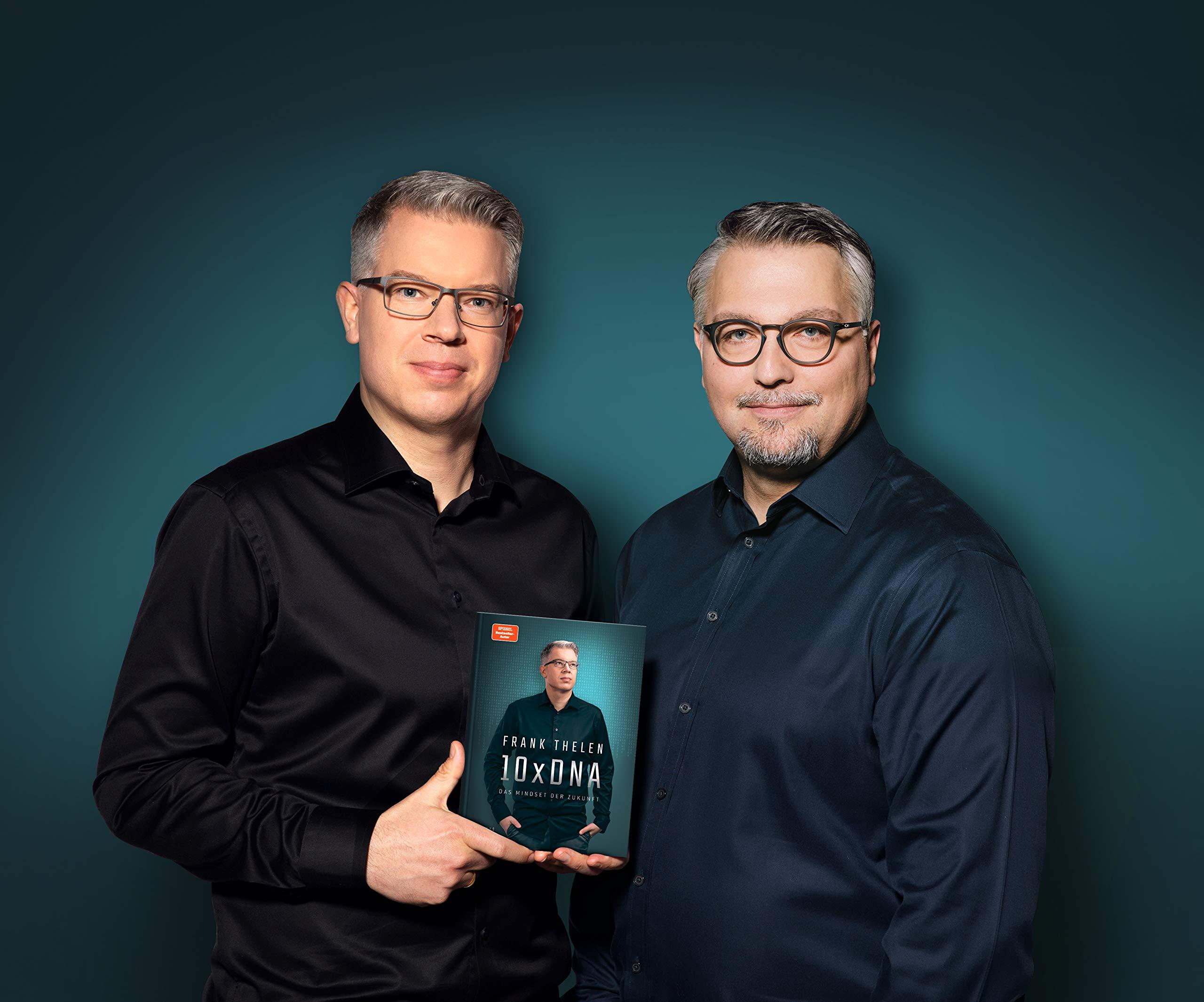 10xdna Das Mindset Der Zukunft Amazon De Frank Thelen Bücher