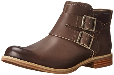 Women's Savin Hill Double-Buckle Ankle Boot
