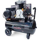 Knapp Wulf Compresor Aire Compresor kw3150 con 50L Impresión Depósito 240L/min 230 V 10