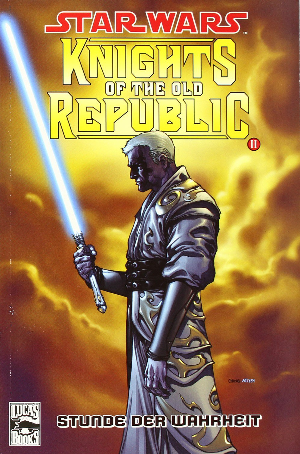 Star Wars Sonderband 37, Knights of the Old Republic II