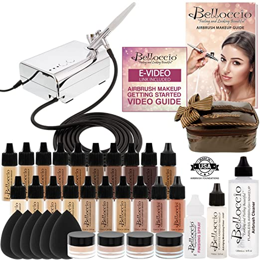 Best Airbrush Makeup Kit 5